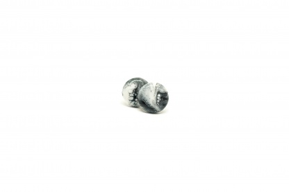 handmade marbled earrings marbled clayometry